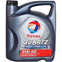 QUARTZ  INEO  LONG  LIFE  5W30 (C3) 5L.