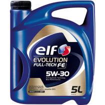 ELF EVOLUTION FULL TECH FE 5W30 5L.